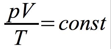 równanie-stanu-gazu-doskonałego