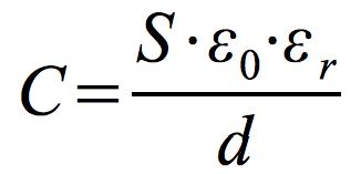 pojemność-elektryczna-kondensatora-płaskiego
