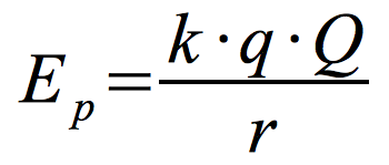 Energia-potencjalna-ładunku-w-polu-elektrostatycznym