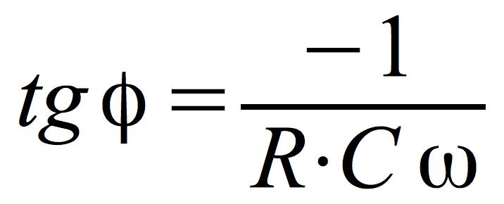 wyprowadzenie-przesunięcia-fazowego-obwodu-RC