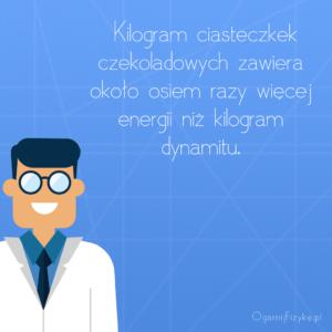 czekoladki energia dynamit