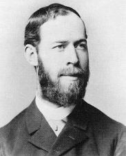Heinrich Hertz fale radiowe oscylator efekt fotoelektryczny