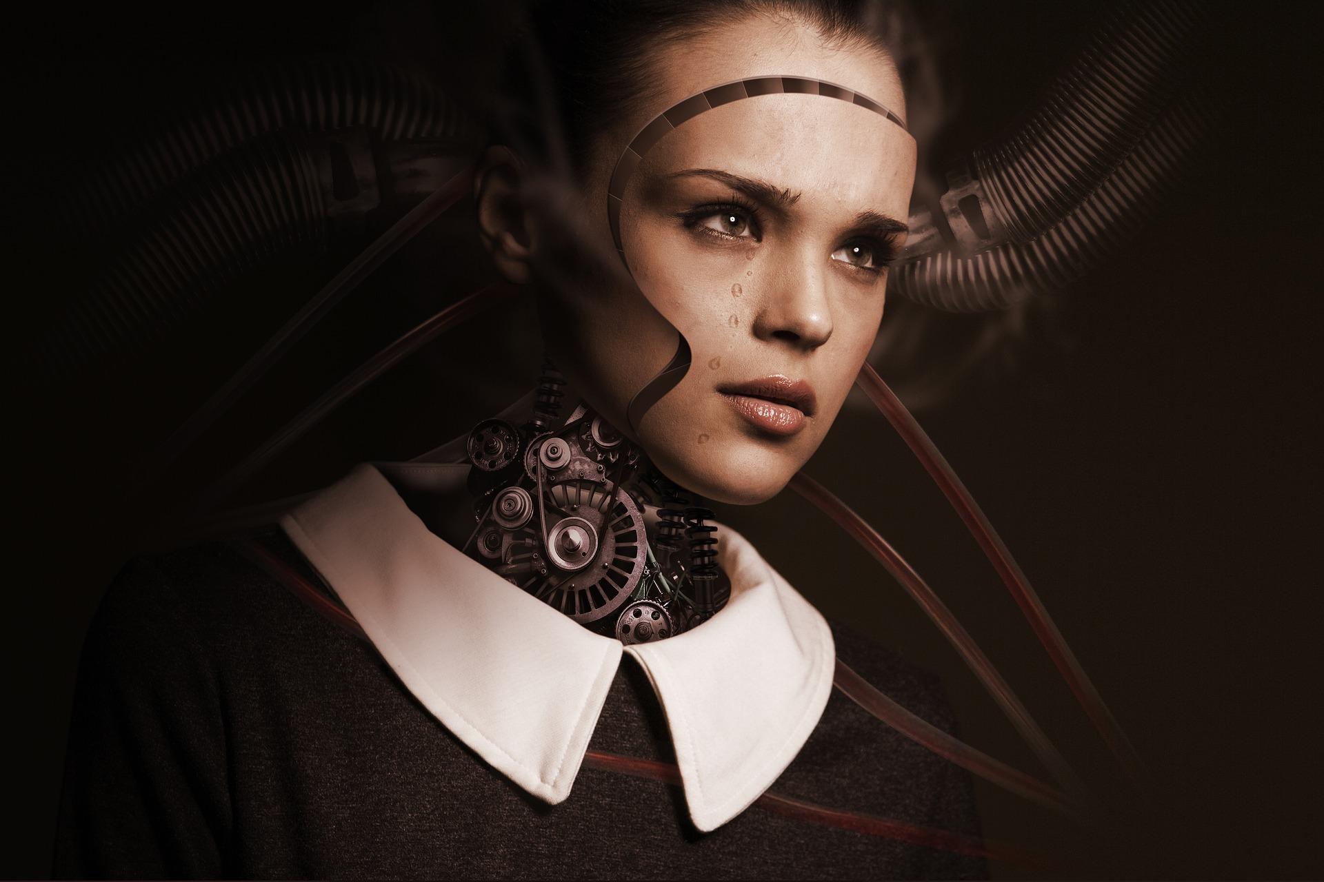 #1 SI Kobieta - Sztuczna, inteligencja, robot, kobieta, świadomość