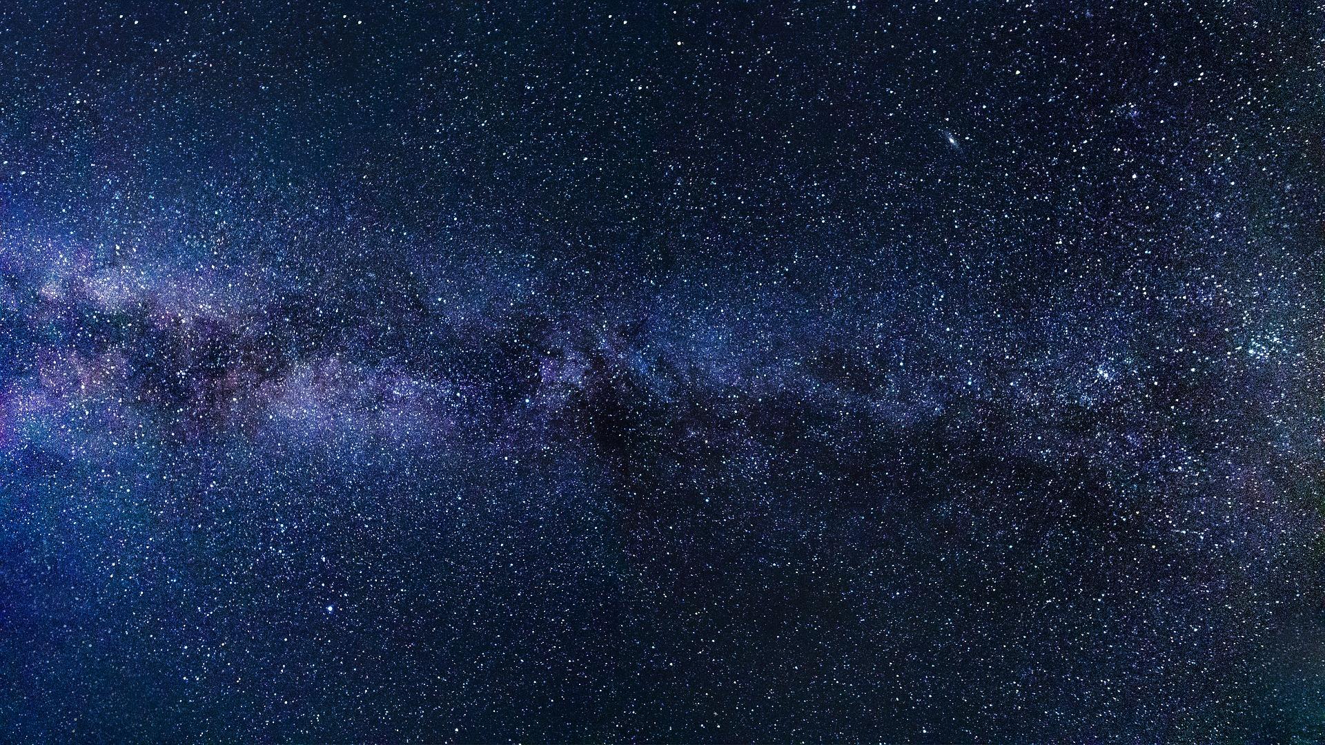 #2 Droga mleczna - gwiazdy, gwiazdozbiór, astronomia