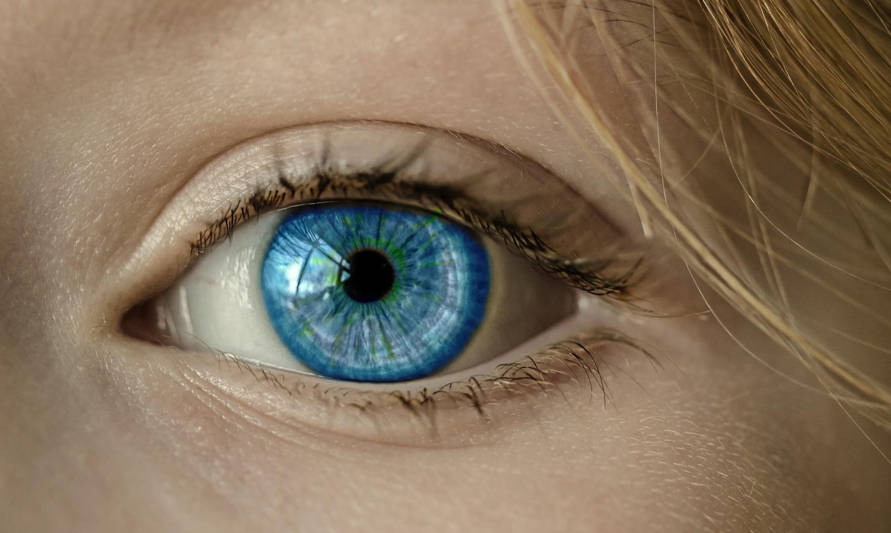 soczewki, soczewka kontaktowa, oko