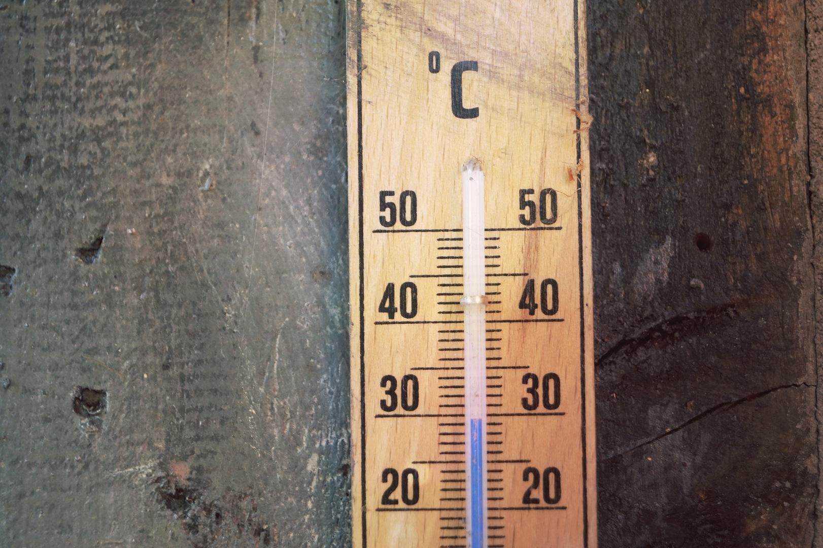 termometr, temperatura, rtęć, przewodnictwo cieplne