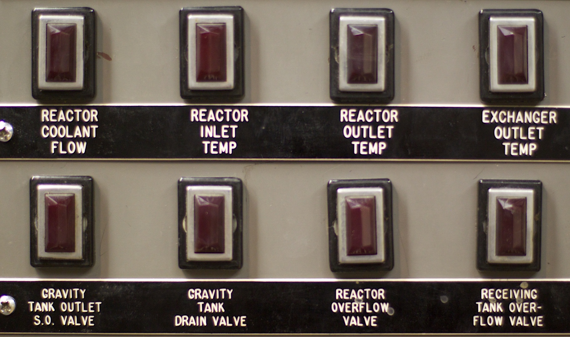 reaktor jądrowy, panel sterowania, energetyka jądrowa