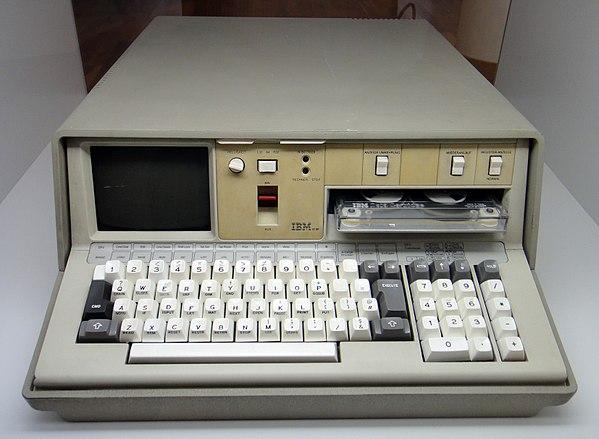 karta graficzna - pierwszy komputer