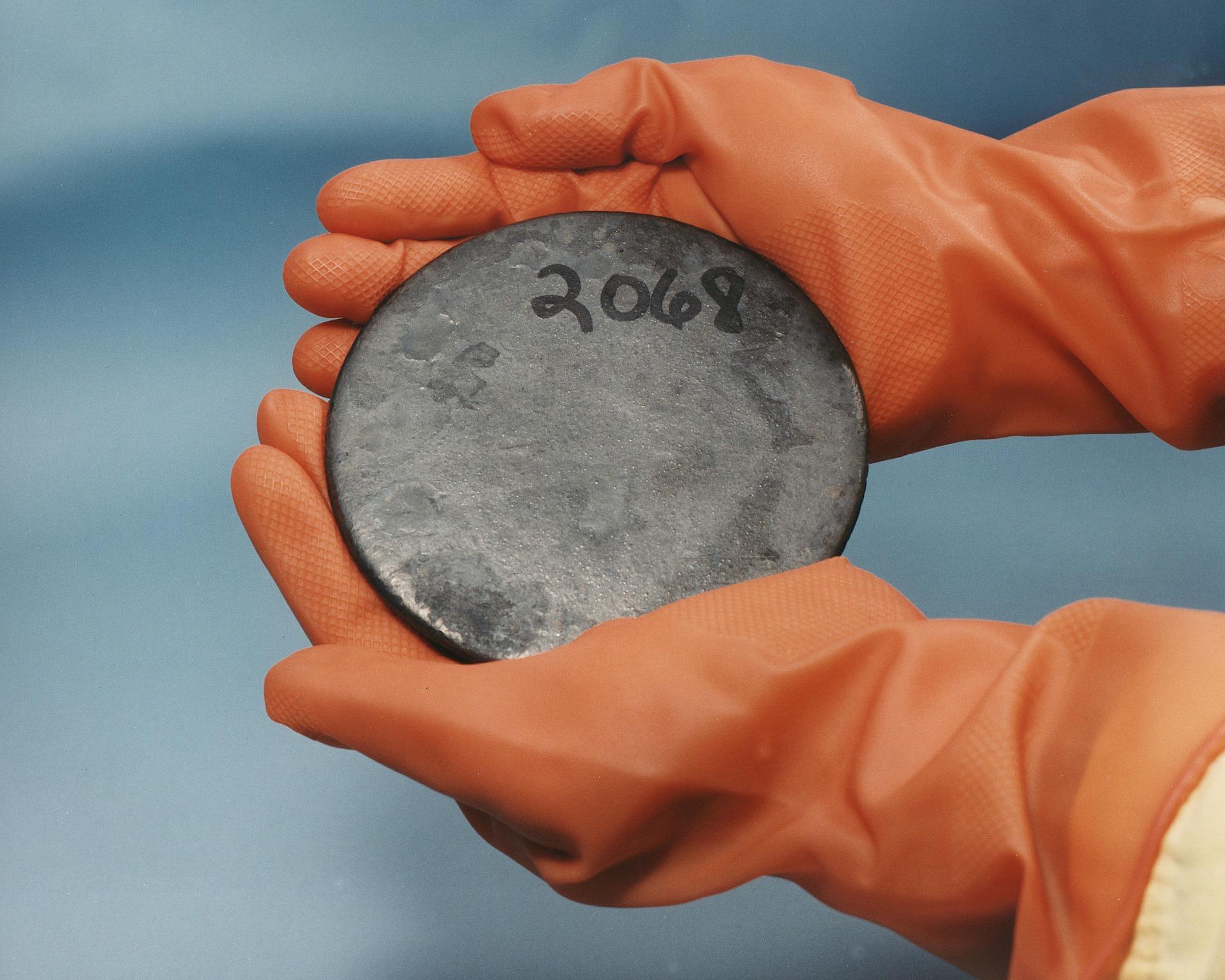 uran, reaktor jądrowy, pierwiastek, promieniowanie