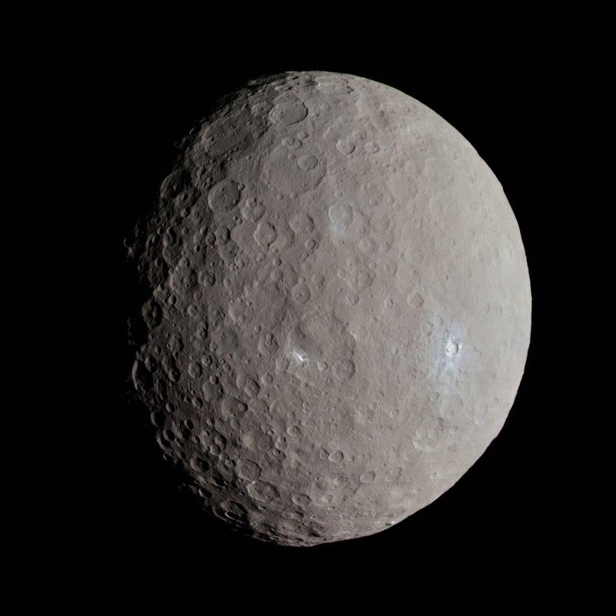 Ceres - planeta karłowata
