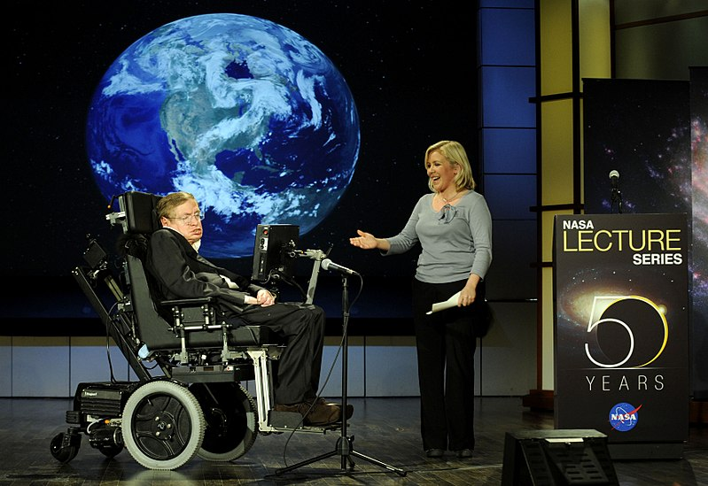 Jane Hawking, Stephen Hawking, Astrofizyka