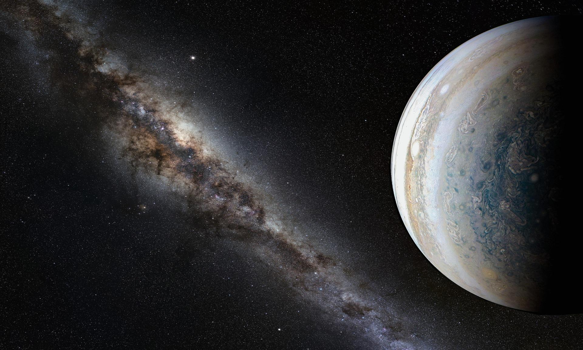 planety z pierścieniami, Jowisz, układ słoneczny